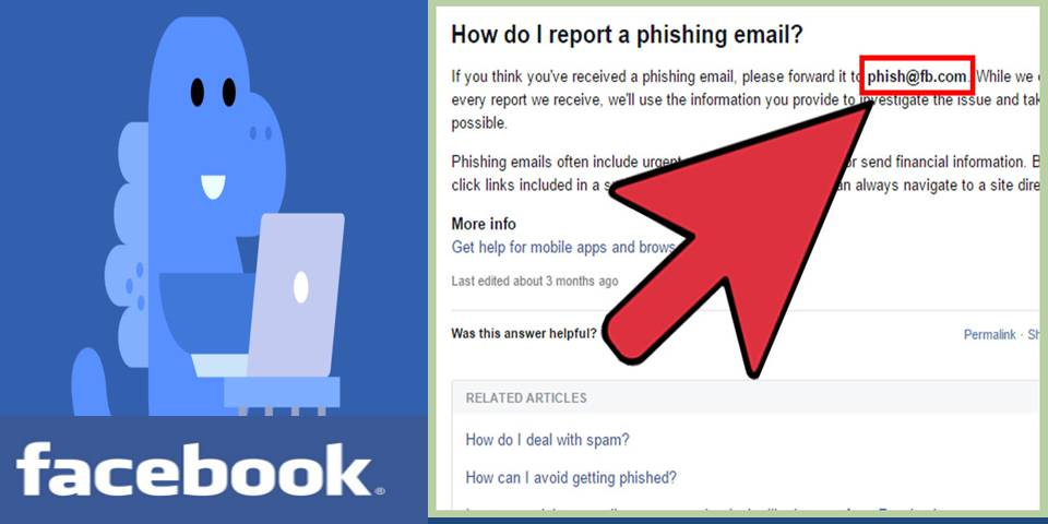 Get assistance about Facebook account hacking and spamming